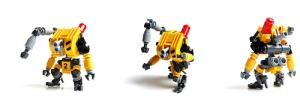 Industrial-Grade P-8 Lifter Robot